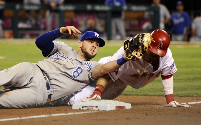 Los Angeles Angels at Kansas City Royals - 10/5/14 2014 ALDS Pick, Odds, Prediction