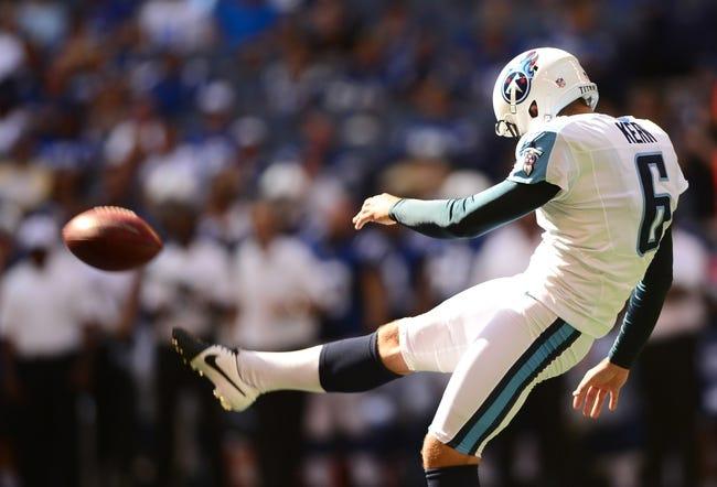 Top Ten Longest Punts of the 2014 NFL Season