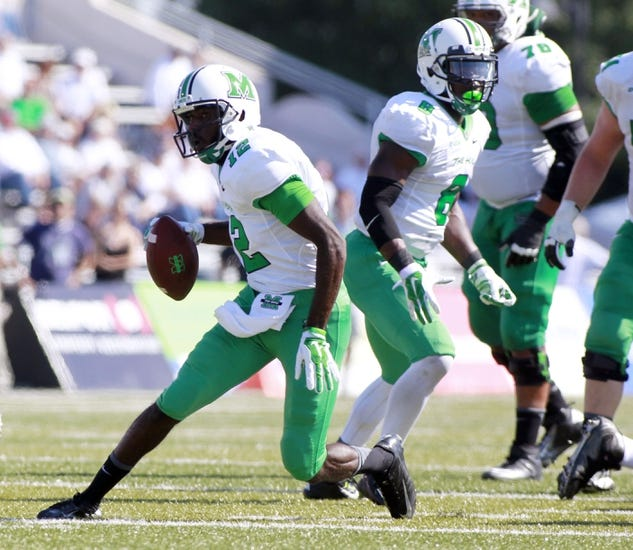 Marshall Thundering Herd vs. Middle Tennessee Blue Raiders Pick-Odds-Prediction - 10/11/14