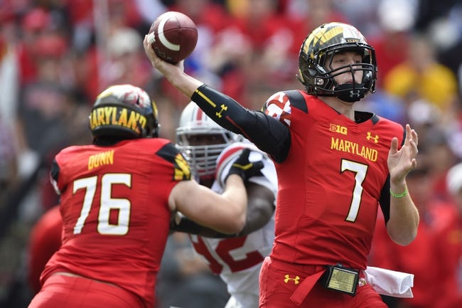 CFB | Richmond Spiders (0-0) at Maryland Terrapins (0-0)