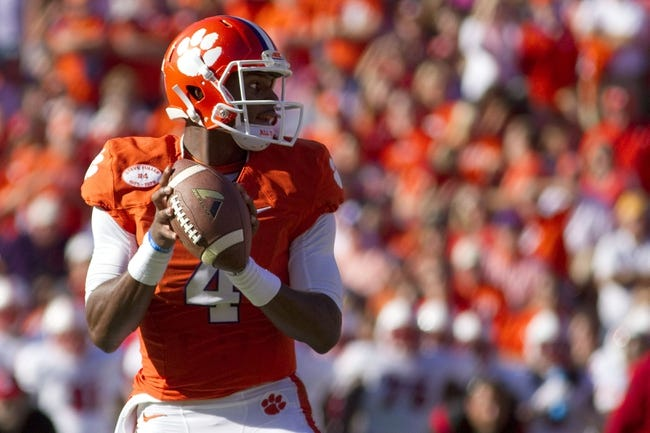 Clemson Tigers vs. Louisville Cardinals Pick-Odds-Prediction 10/11/14