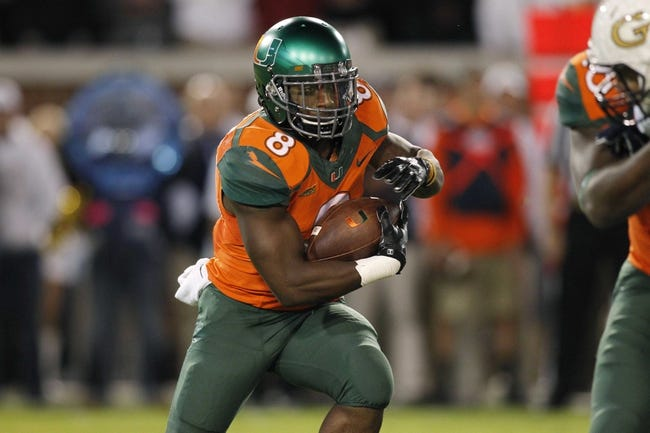 Miami Hurricanes vs. Cincinnati Bearcats Pick-Odds-Prediction 10/11/14