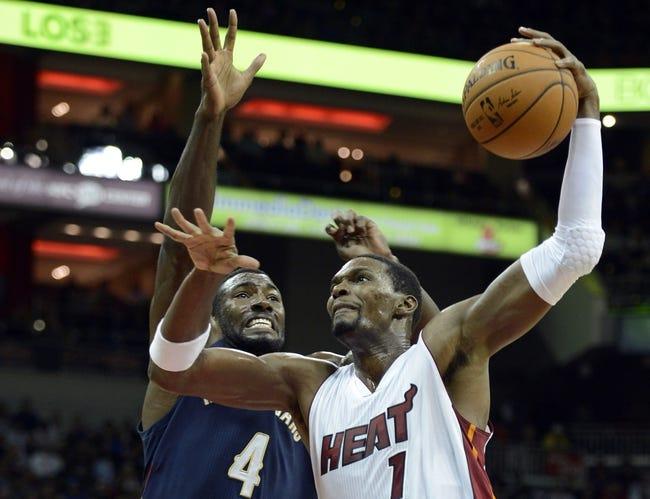 Heat vs. Pelicans - 2/21/15 NBA Pick, Odds, and Prediction