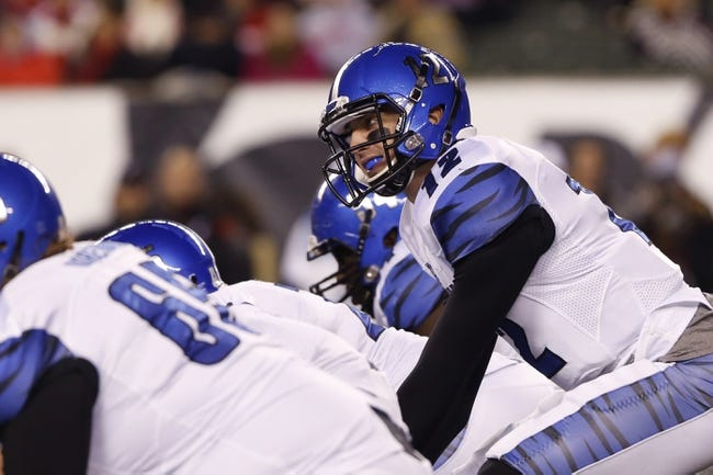 Memphis Tigers vs. Houston Cougars Pick-Odds-Prediction - 10/11/14