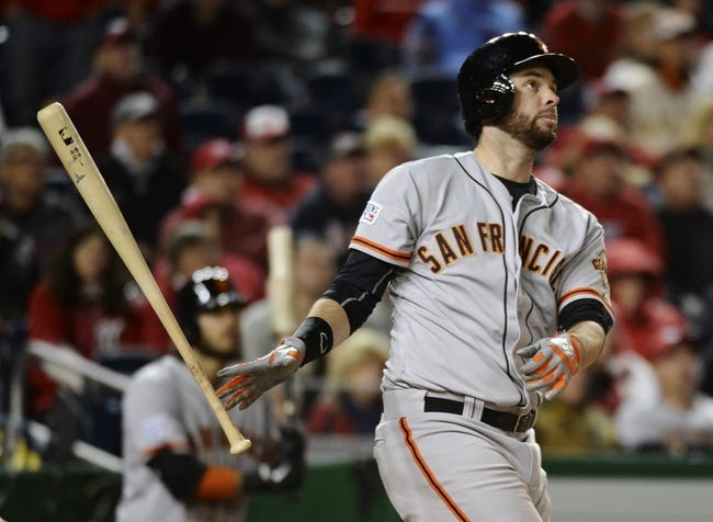 San Francisco Giants vs. Washington Nationals Pick-Odds-Prediction - 10/6/14 NLDS Game Three