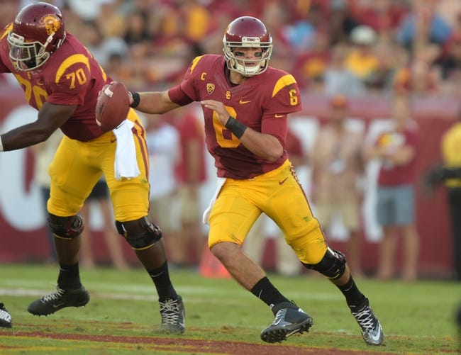 USC vs. Colorado 10/18/14 College Football Pick, Odds, and CFB Prediction