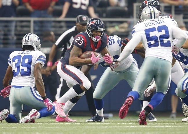 NFL | Houston Texans (9-7) at Dallas Cowboys (13-5)