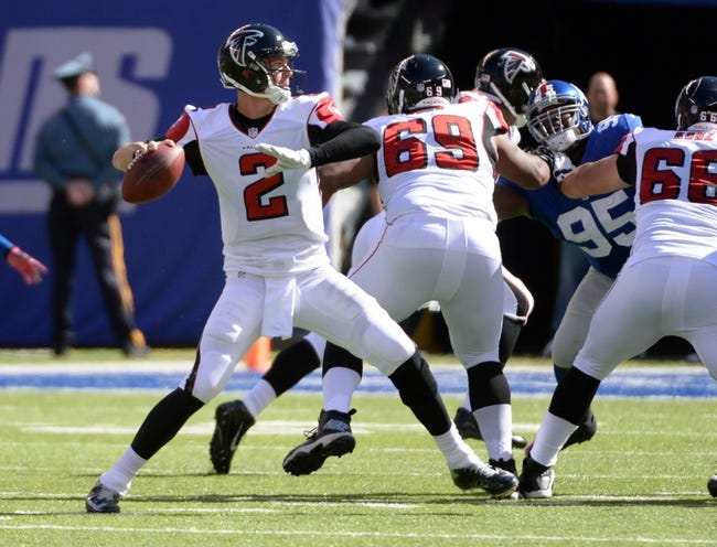 Atlanta Falcons vs. Chicago Bears 10/12/14 Free NFL Pick, Odds, and Prediction
