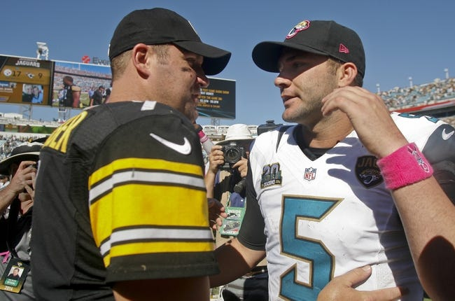Steelers vs. Jaguars - 8/14/15 NFL Pick, Odds, and Prediction