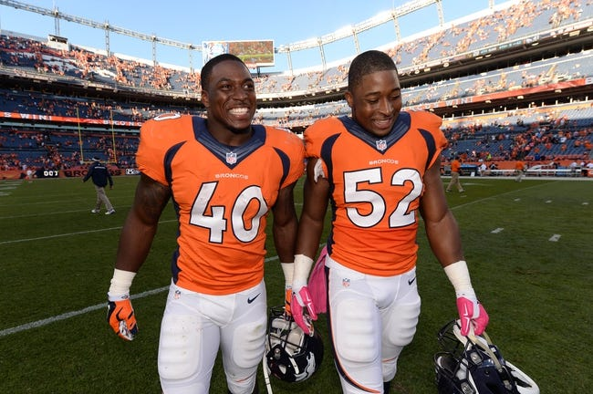 Broncos vs. Cardinals - 9/3/15 NFL Pick, Odds, and Prediction