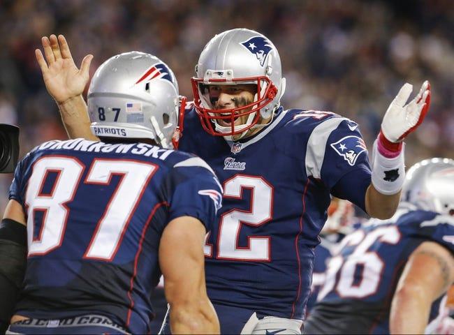 New England Patriots at Buffalo Bills NFL Pick, Odds, Prediction 10/12/14