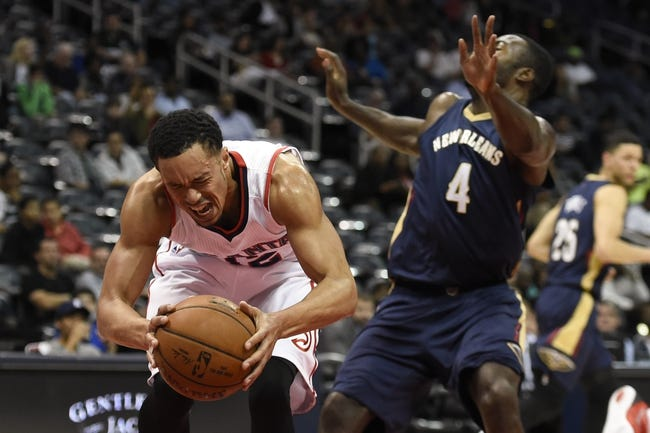 Hawks vs. Pelicans - 11/28/14 NBA Pick, Odds, and Prediction