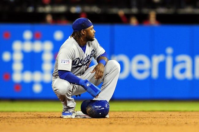 Dodgers at Cardinals - 10/7/14 2014 NLDS Pick, Odds, Prediction