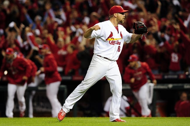 St. Louis Cardinals vs. Los Angeles Dodgers Pick-Odds-Prediction - 10/7/14 NLDS Game Four