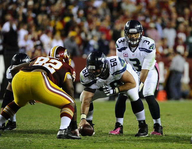 Seattle Seahawks at Washington Redskins 10/6/14 NFL Score, Recap, News and Notes