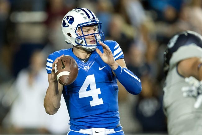 Arizona Wildcats vs. BYU Cougars - 9/3/16 College Football Pick, Odds, and Prediction
