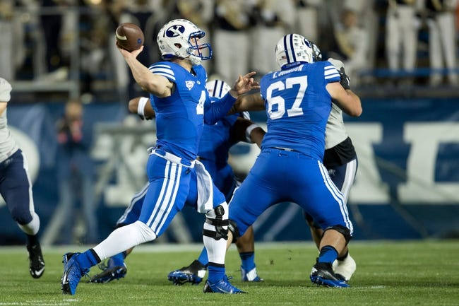 Brigham Young Cougars 2016 College Football Preview, Schedule, Prediction, Depth Chart, Outlook