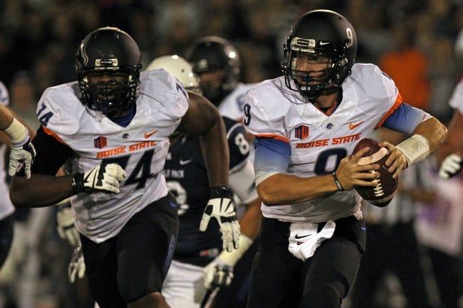 Boise State Broncos vs. Fresno State Bulldogs Pick-Odds-Prediction - 10/17/14