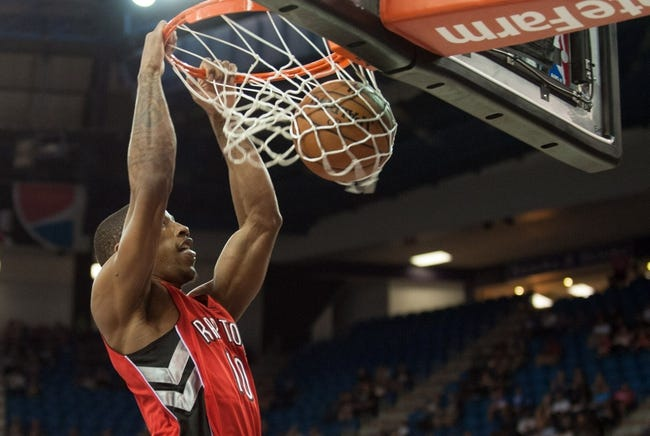 Toronto Raptors vs. Atlanta Hawks - 10/29/14 NBA Pick, Odds, and Prediction