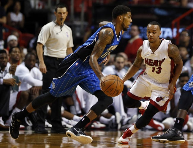 Orlando Magic vs. Miami Heat - 11/22/14 NBA Pick, Odds, and Prediction