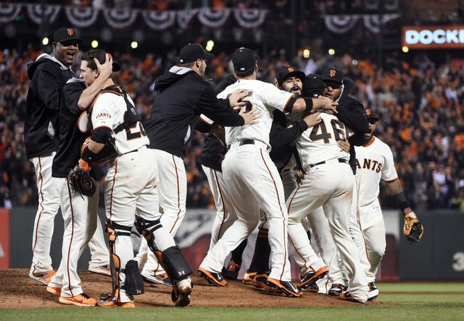 San Francisco Giants vs. St. Louis Cardinals - 2014 NLCS Series Pick, Odds, Prediction