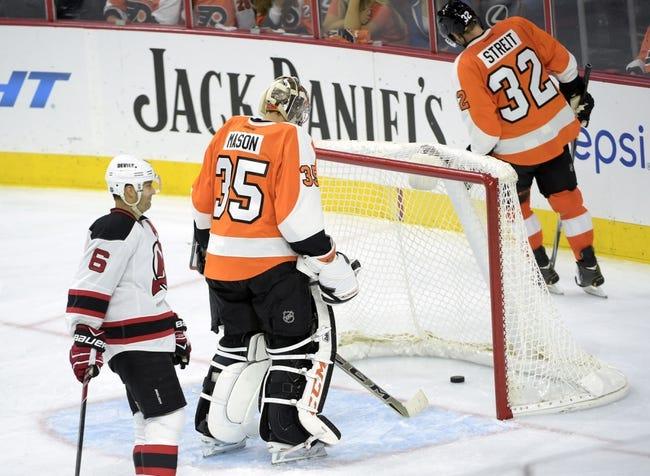 Flyers vs. Devils - 12/11/14 NHL Pick, Odds, and Prediction