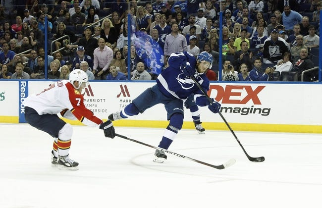 NHL | Tampa Bay Lightning (38-19-6) at Florida Panthers (27-22-13)