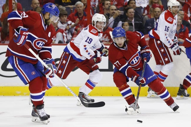 Canadiens vs. Capitals - 1/31/15 NHL Pick, Odds, and Prediction