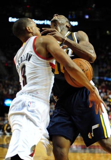 Portland Trail Blazers vs. Utah Jazz - 2/3/15 NBA Pick, Odds, and Prediction