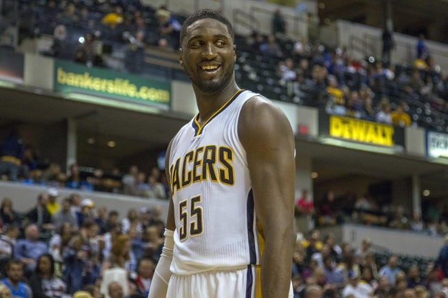 Charlotte Hornets vs. Indiana Pacers 10/23/14 NBA Preseason Pick, Odds, Prediction
