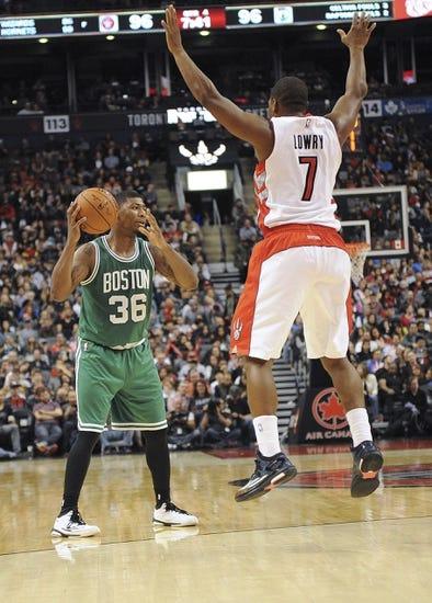 Boston Celtics vs. Toronto Raptors - 11/5/14 NBA Pick, Odds, and Prediction