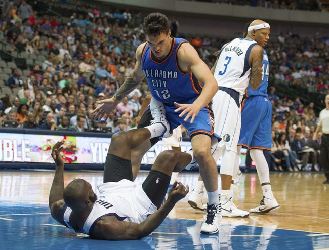 Dallas Mavericks vs. Oklahoma City Thunder - 12/28/14 NBA Pick, Odds, and Prediction