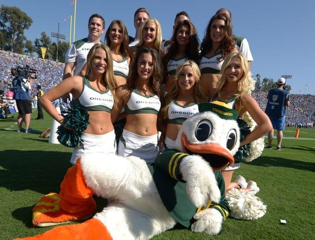 Oregon vs. Washington 10/18/14 College Football Pick, Odds, and Prediction