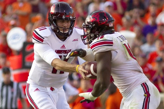 Louisville Cardinals vs. North Carolina State Wolfpack Pick-Odds-Prediction 10/18/14