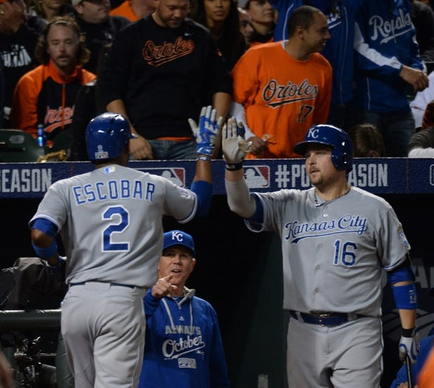Kansas City Royals vs. Baltimore Orioles Pick-Odds-Prediction - 10/14/14 ALCS Game Three