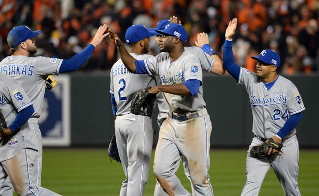 Orioles at Royals - 10/13/14 2014 ALCS Pick, Odds, Prediction