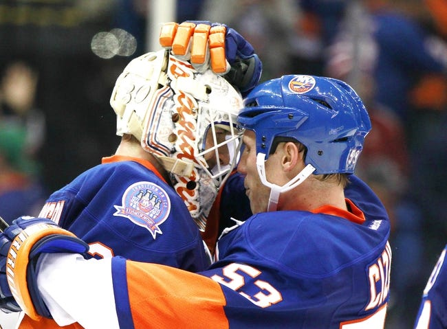 Carolina Hurricanes vs. New York Islanders - 2/17/15 NHL Pick, Odds, and Prediction