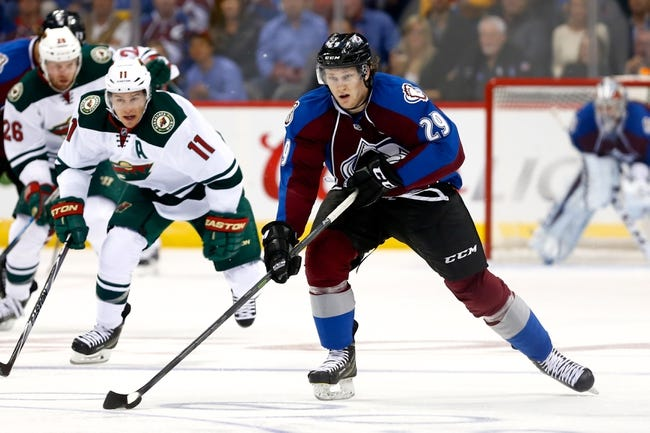 Minnesota Wild vs. Colorado Avalanche - 2/7/15 NHL Pick, Odds, and Prediction