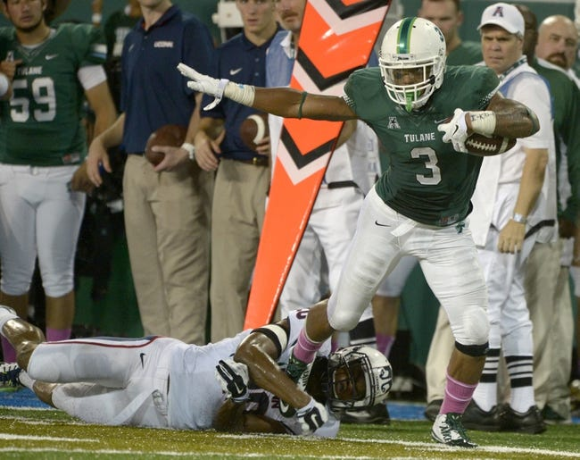 Tulane Green Wave at Wake Forest Demon Deacons - 9/1/16 College Football Pick, Odds, and Prediction