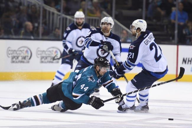 Jets vs. Sharks - 1/5/15 NHL Pick, Odds, and Prediction