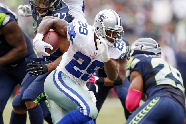 NFL | See If Your NFL Team's Running Back is a Leading Rusher