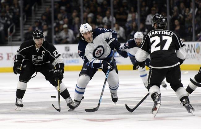 NHL | Winnipeg Jets (20-14-7) at Los Angeles Kings (19-13-9)