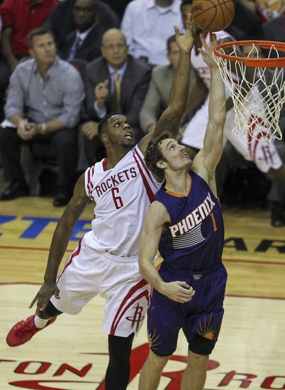 Houston Rockets vs. Phoenix Suns - 12/6/14 NBA Pick, Odds, and Prediction