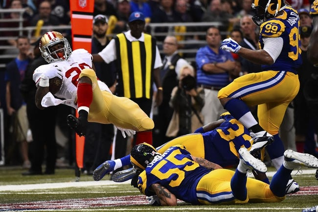 49ers vs. Rams - 11/2/14 NFL Pick, Odds, and Prediction