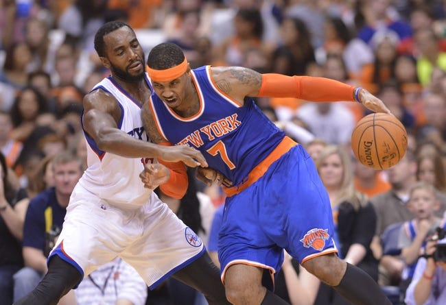 New York Knicks vs. Charlotte Hornets Free Pick, Odds, Prediction 11/2/14 NBA Pick, Odds, and Prediction
