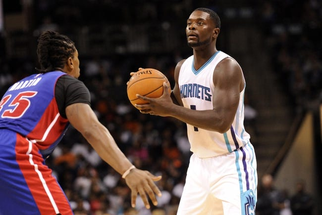 Hornets vs. Pistons - 2/10/15 NBA Pick, Odds, and Prediction