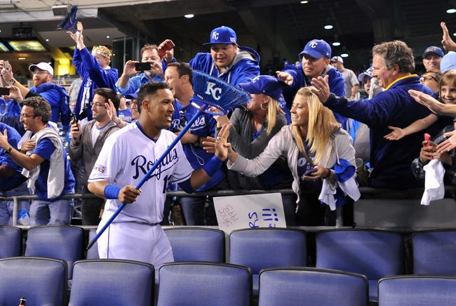 Kansas City Royals vs. Baltimore Orioles - 8/24/15 MLB Pick, Odds, and Prediction