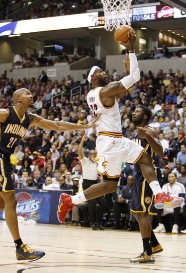 Cleveland Cavaliers vs. Indiana Pacers - 11/29/14 NBA Pick, Odds, and Prediction