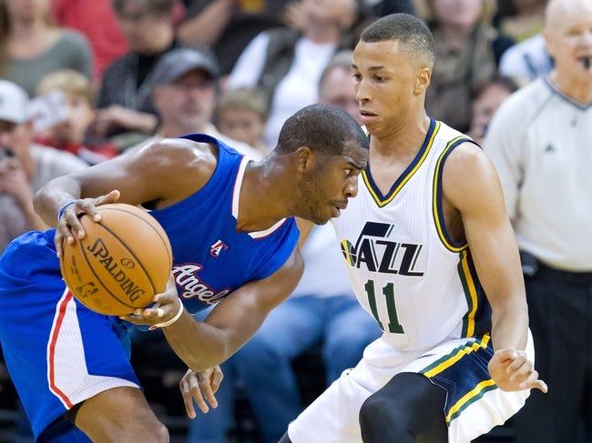 Los Angeles Clippers vs. Utah Jazz 10/17/14 NBA Preseason Pick, Odds, Prediction
