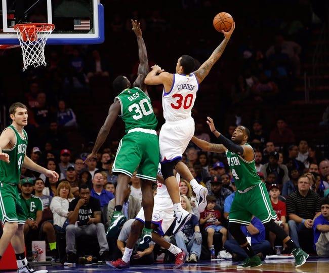 76ers vs. Celtics - 11/19/14 NBA Pick, Odds, and Prediction